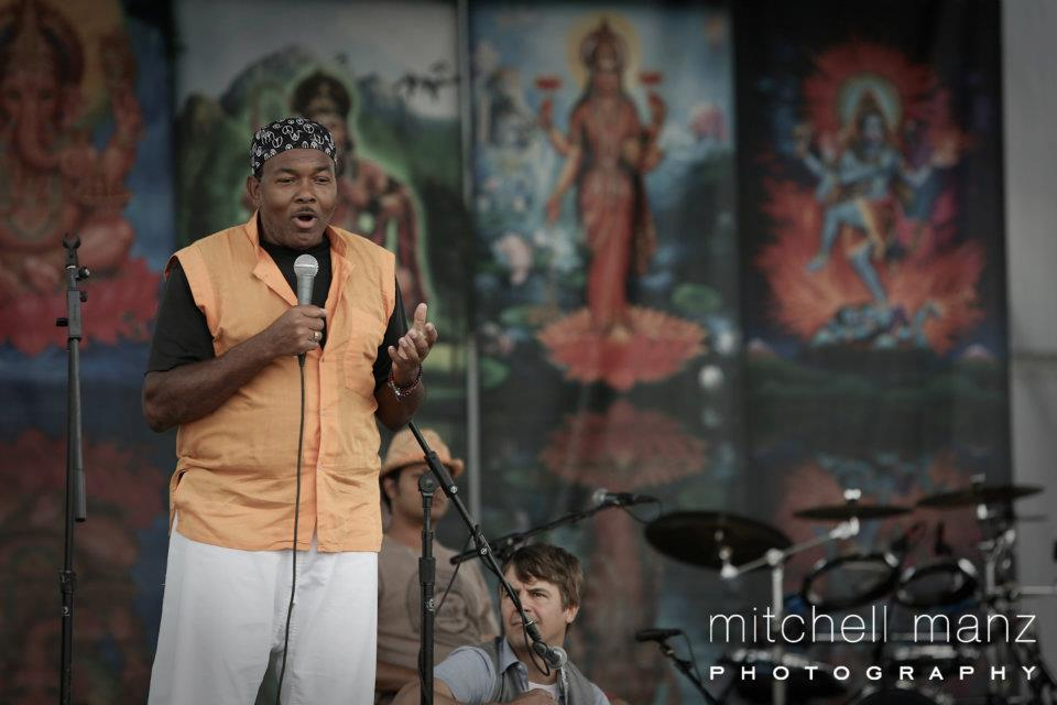 Kai Chi Do at Bhaktifest: Photojournal - Charles Opening Ceremonies